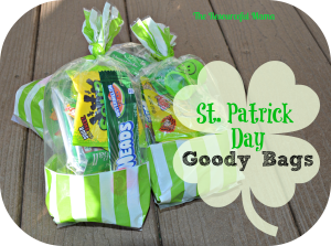 St. Patrick Day Goody Bags for Your Kids