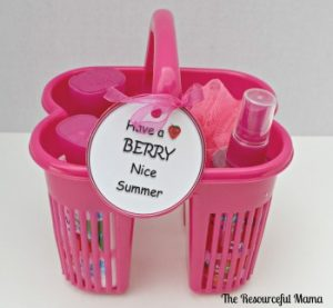 have a berry nice summer teacher appreciation gift