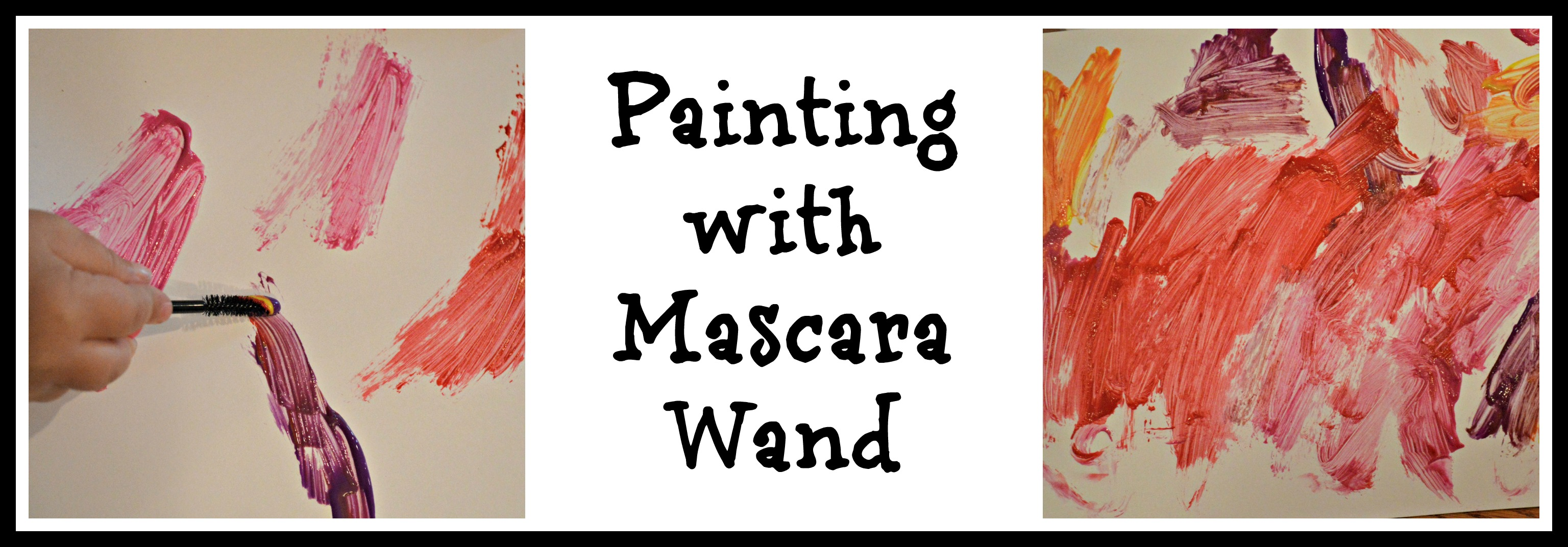 Finished Painting Of Mascara 16 X 20 Dle Gray Studio