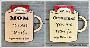 mother's day tea gift~you are tea-rific