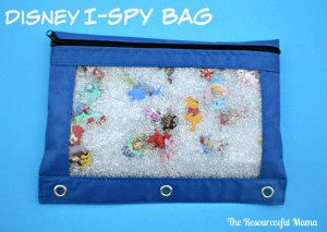 Disney I-spry bag