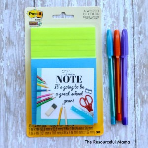 Take note it's going to be a great school year free printable gift tag for back to school teacher gift