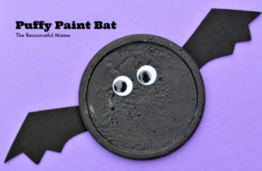I'm Batty for this Bat Kid Craft