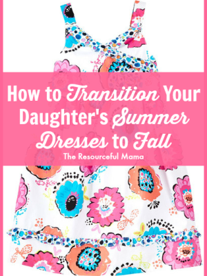 Get More From Summer Dresses: Transitioning to Fall