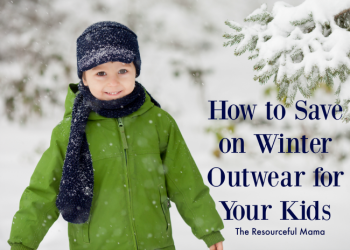 How to Save on Winter Outwear for Your Kids