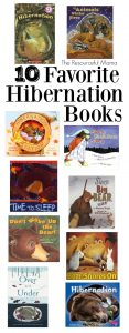 Books about hibernation for kids