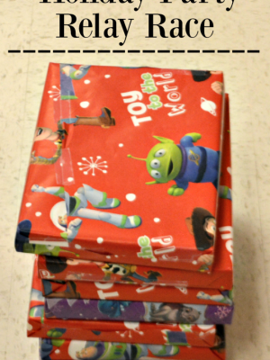 Unwrap the Gift Holiday Party Game