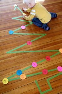 ABC Christmas Tree Activity Made for Kids Feature