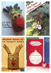 Christmas crafts and activities #made4kids