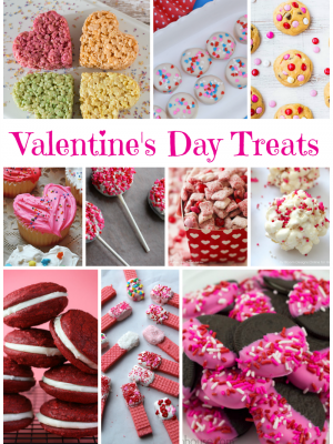 Top 10 Valentine's Day Treats