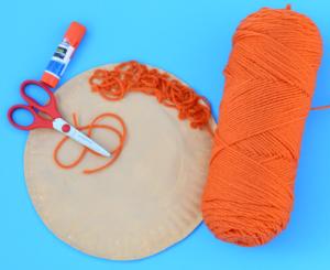 Leprechaun kid craft for St. Patrick's Day