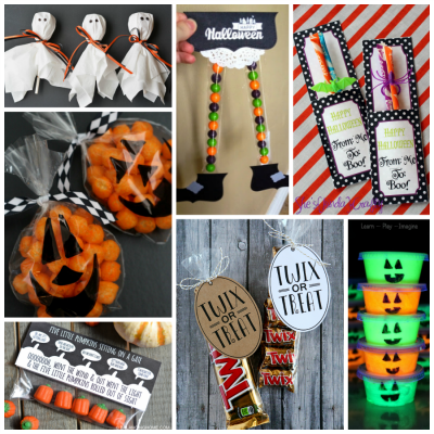 24 Creative Halloween Party Favors