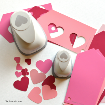 Valentine's Day Fine Motor Activity