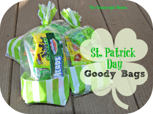 St. Patrick Day Goody Bags
