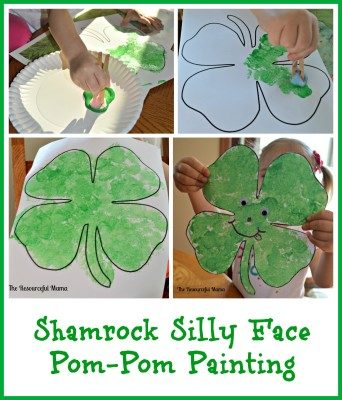 Book + Crafts~St. Patrick's Day
