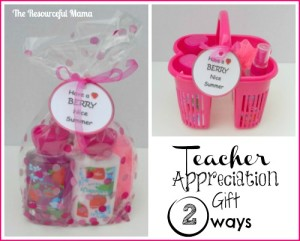 2 ways to put together this Have a Berry Nice Summer teacher appreciation gift
