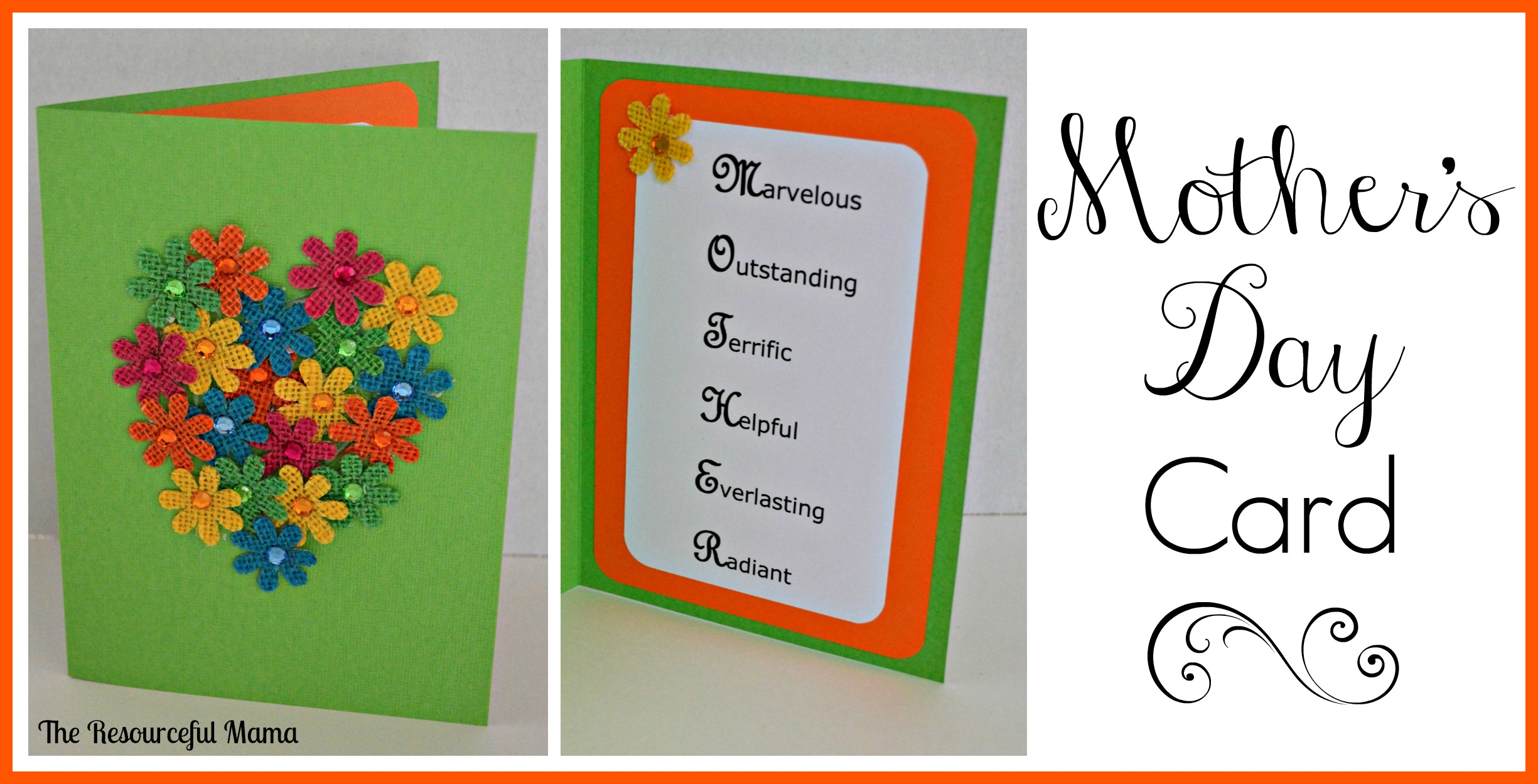 mothers day card featuring - HD2450×1250