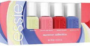 essie nail polish summer collection