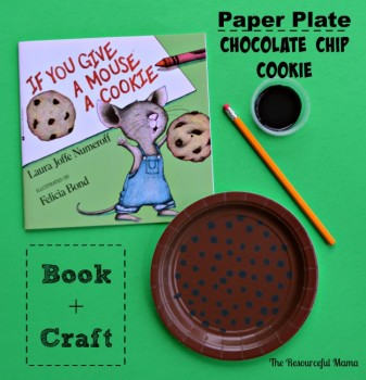 "Book+Craft ""If You Give a Mouse a Cookie"""