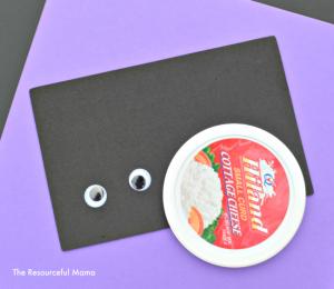 Puffy Paint Bat Kid Craft Supplies