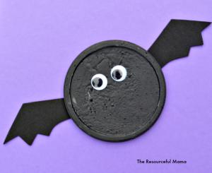 Bat Kid Craft for Halloween