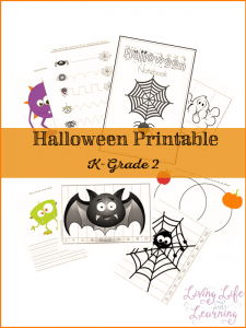 Halloween-printable-pack made for kids