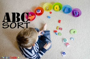 Made for Kids feature toddler activity from Busy Toddler