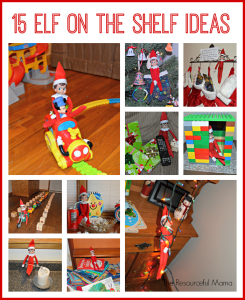 15 Elf on the Shelf ideas for Christmas