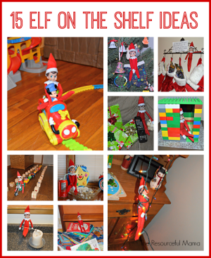 15 Elf on the Shelf Ideas