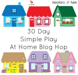 30 day simple play at home