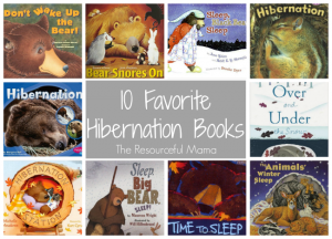 FAVORITE BOOKS ABOUT HIBERNATION2