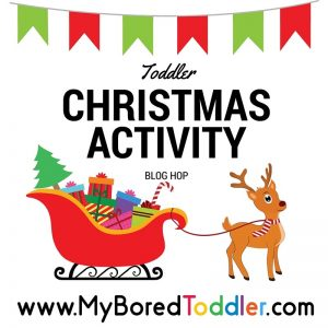Toddler Christmas Activities Blog Hop