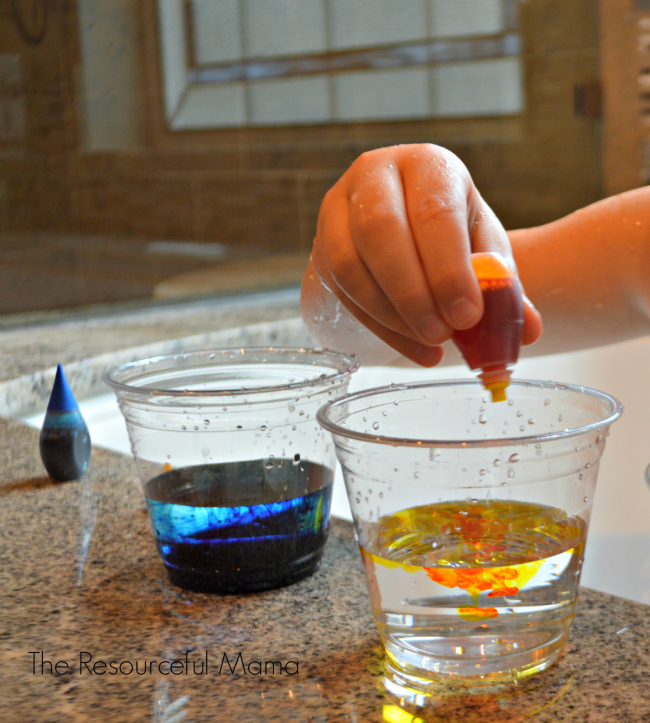 How To Make Light Purple Food Coloring In Water