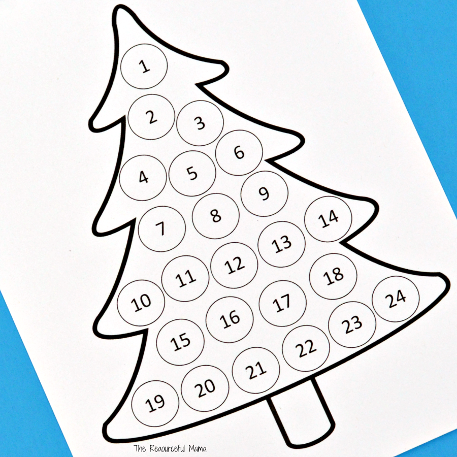 picture regarding Printable Christmas Calendar titled Xmas Countdown Introduction Calendar - The Imaginative Mama