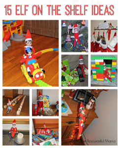 15 Elf on the Shelf ideas