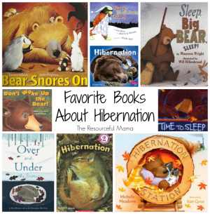Favorite Hibernation Books