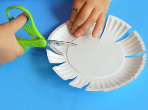 This paper plate flower craft is a great spring and summer craft for kids. It  sc 1 st  The Resourceful Mama & Paper Plate Flower Craft for Kids - The Resourceful Mama