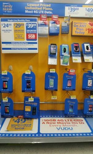 Walmart Mobile Plan