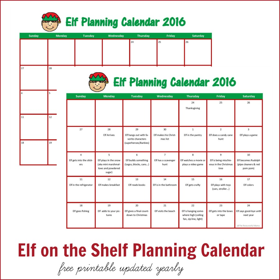 Are you looking for free Elf on the Shelf printables before your elf's arrival? Check out these awesome and creative Elf on the Shelf printables! It's that time of the year again! It's time for the arrival of everyone's favorite elf! To get you prepared for the elf's arrival and all of the.