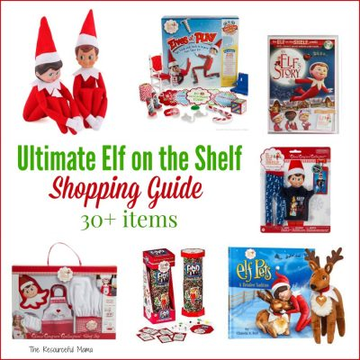 Ultimate Elf on the Shelf Shopping Guide