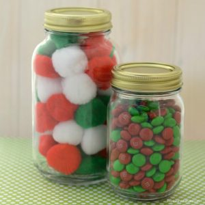 This Christmas estimation activity is fun and easy addition to Christmas parties. Kids use real life math skills when estimating how many items are in jars.