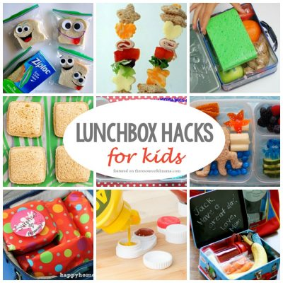 Clever & Easy Lunchbox Hacks for Kids